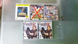 Sony PS3 Game 遊戲
