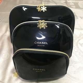 ON HAND CHANEL POUCH