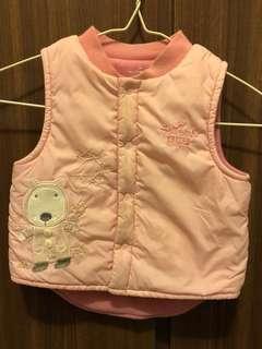 Hallmark Babies 粉紅色外套