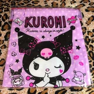 <Special Price> Kroumi storage bag 收納索繩袋