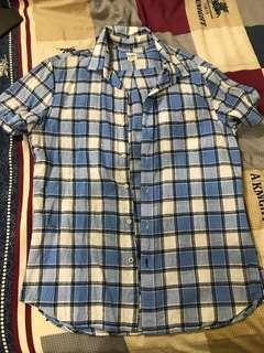 🚚 Giordano linen shirt