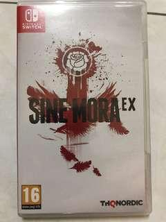 Nintendo Switch Sine Mora EX