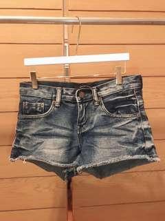 🚚 混色牛仔短褲
