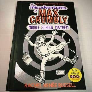 🚚 Rachel Reneé Russel -- The Misadventures of Max Crumbly 2 !!