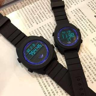 Adidas couple / single watch