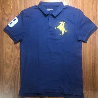 Original Giordano Polo Short