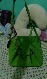 Tas cantik hijau