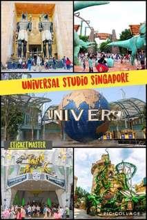 🚚 USS - UNIVERSAL STUDIO SINGAPORE