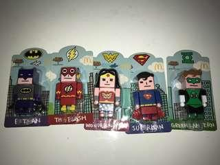 Mcdonald DC FIGURES
