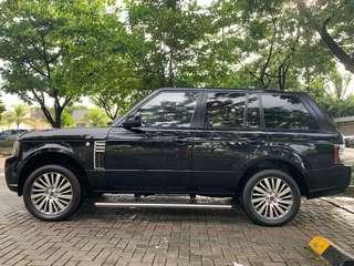 RR Voque Autobiography Ultimate Limited Edition 2012