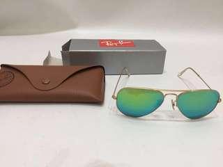 Authentic Ray-Ban Aviator