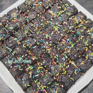 🚚 8inch Chewy Brownies