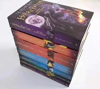 🚚 Harry Potter Complete series