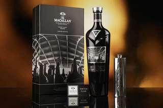 麥卡倫 湛黑 Macallan Rare Cask Black   LimitedEdition  700ml