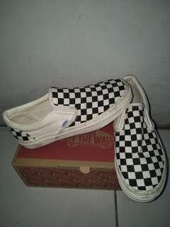 BU Vans Checkerboard Premium High Quality