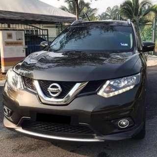 Nissan Xtrail CVT