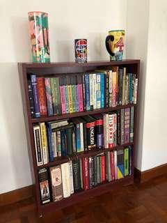 Book Shelf minus the books