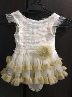 Beautiful baby princess gown