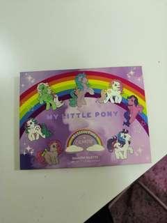 Colourpop My Little Poney Pallete