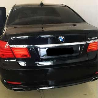 BMW 740 (HOT!!!) (WORTH!!!)(Only one!!!)