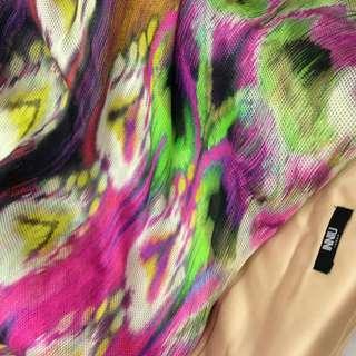 🚚 全新真品 INNIU 桑蠶絲披巾絲巾圍巾
