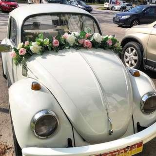❤️ Love Bug (VW Beetle) for events!