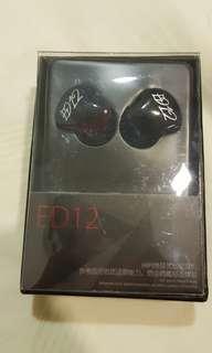 ED12 KZ  earpiece
