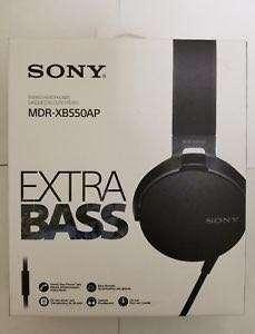 Sony Headphone Extra Bass - XB550AP