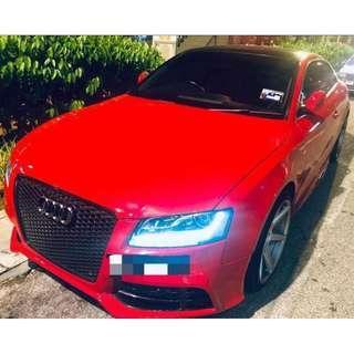 Audi A5 Coupe 2.0T