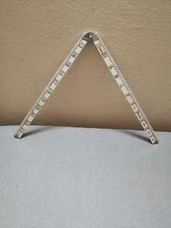 Folderable Measuring Ruler