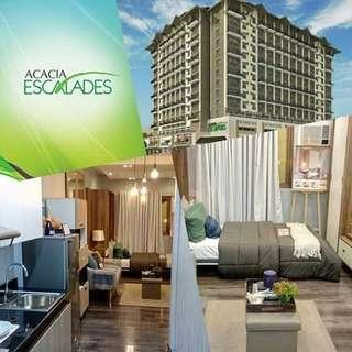 Ready For Occupancy Unit in Pasig Move-In at 5% spot downpayment