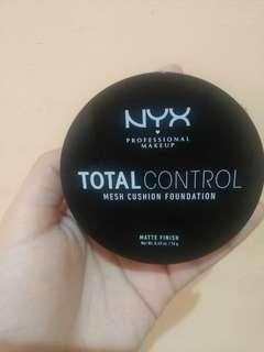 cushion nyx total control