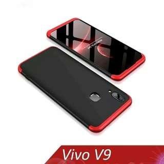 Case Vivo V9 Hardcase Armor 3in1