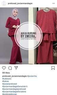 Reduce price ....Emeera boutique KL