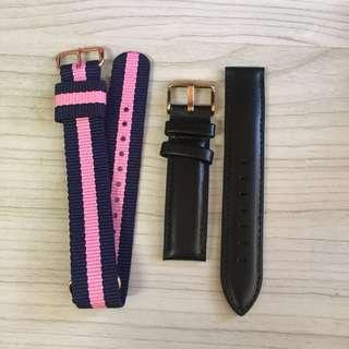 Daniel Wellington Nylon Strap [18mm]