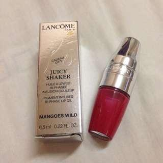 100% Original Lancôme Juicy Shaker Lip Oil