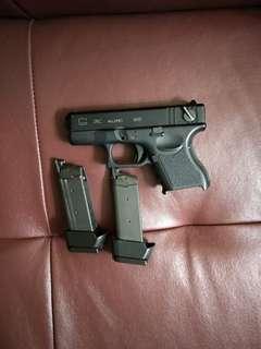 glock26c 零件槍