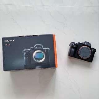 Sony A7RII (42.2 megapixels)