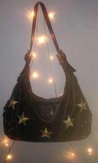 Shouler bag black