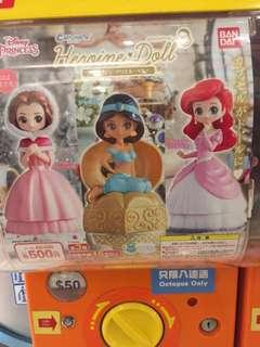 迪士尼公主系列扭蛋