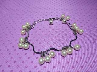 水晶珠珠手鏈