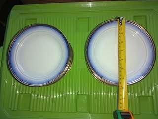 Ceramic Dishware and Plates (Sold as Bundle)