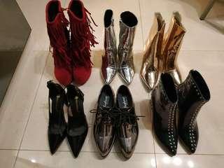 全新鞋36碼鞋$50一對