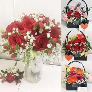 🚚 Flower bouquet | Birthday | Anniversary | Rose