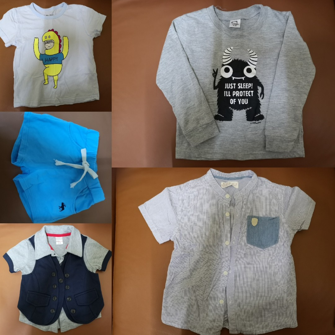 2e Hands Babykleding.2nd Hand Baby Boy Clothes Babies Kids Boys Apparel 1 To 3