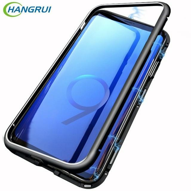 360 Magnetic Case samsung S9 / S9 Plus / Note 9