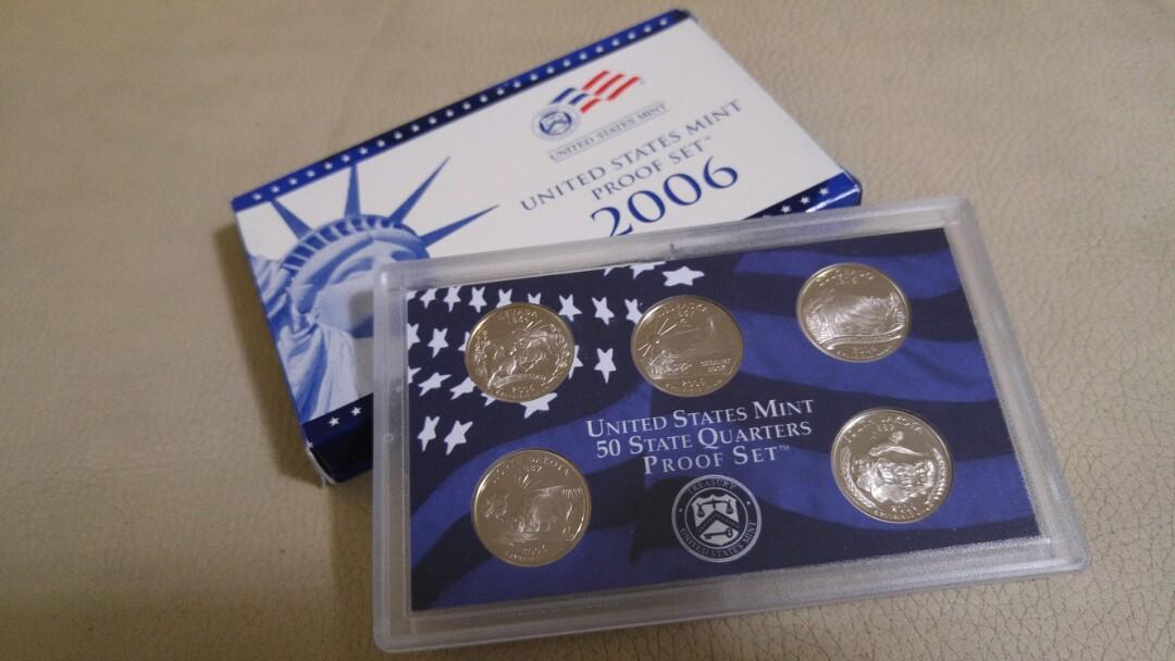 美國 2006 發定紀念 幤