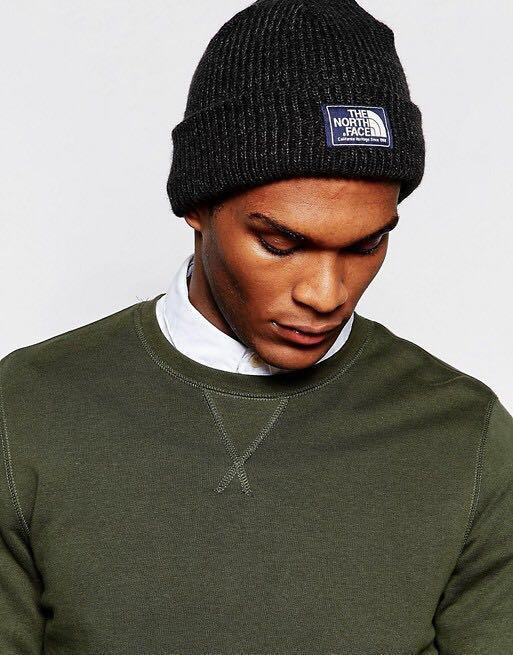 acf638e0d The North Face Unisex Salty Dog Beanie, Men's Fashion, Accessories ...