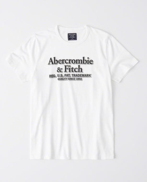 b57f77e7e Abercrombie & Fitch T-shirt, Men's Fashion, Clothes, Tops on Carousell