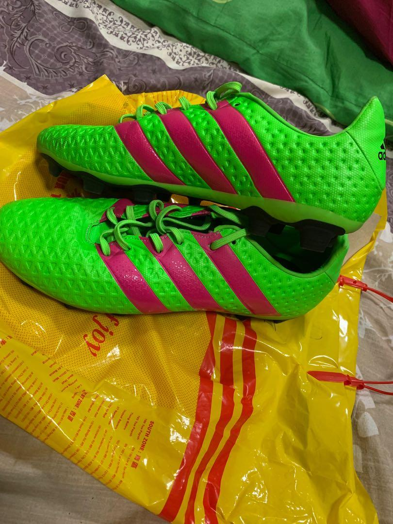 official photos fe575 cb19d Adidas Ace 16.1, Sports, Sports Apparel on Carousell